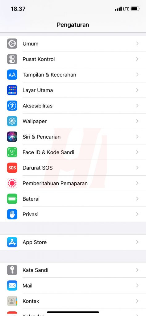 Mengaktifkan Assistive Touch iPhone