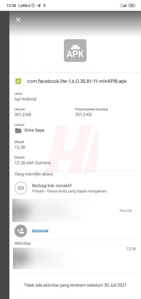 Apl Android Google Drive